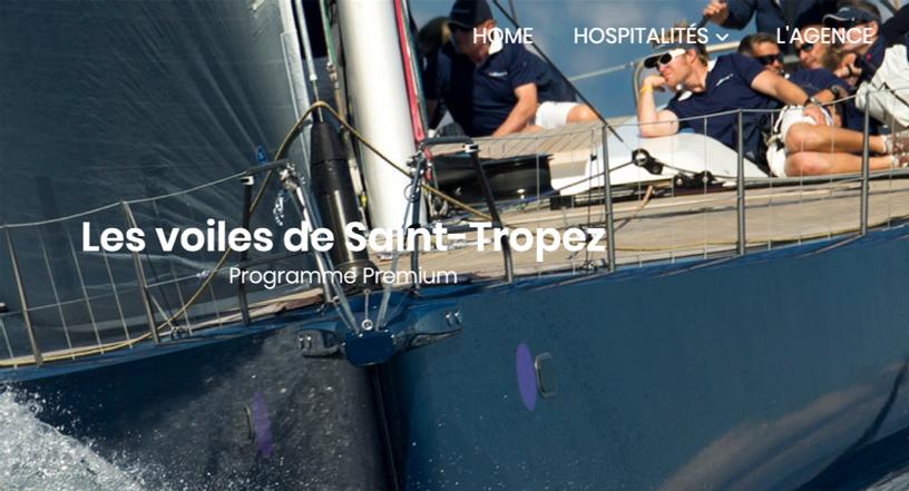 photo de l'offre Les voiles de Saint-Tropez Du samedi 28 septembre au dimanche 6 octobre 2019