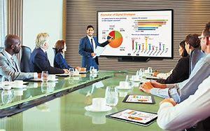 photo de l'offre Moniteurs / Ecrans interactifs salle de réunion